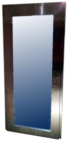 Puertas cortafuegos de vidrio