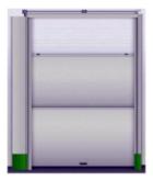 Otros productos cortafuegos (guillotinas, enrollables, cortinas)