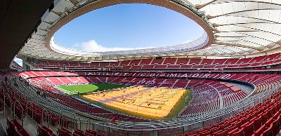 CYPSA sigue suministrando puertas técnicas y herrajes para el Estadio Wanda Metropolitano