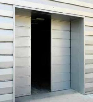 Puertas correderas industriales