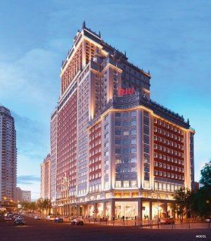 CYPSA instala más de trescientas puertas cortafuegos en el nuevo Hotel Riu Plaza España