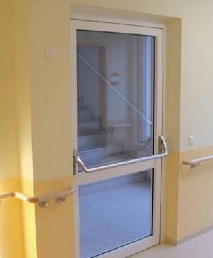 cerramientos cortafuegos de vidrio