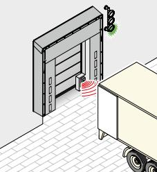 Acoplamiento con sensor de tope de goma
