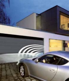 Automatismos para puertas residenciales