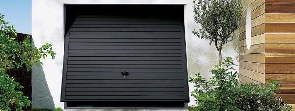 Puertas basculantes de garajes