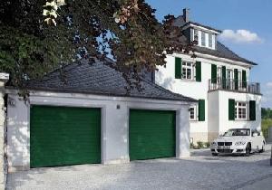 Puertas seccionales de garaje