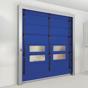 Puertas rápidas plegables industriales
