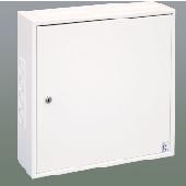 Registros y armarios para instalaciones de telecomunicaciones