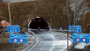 CYPSA en los túneles de Monrepós